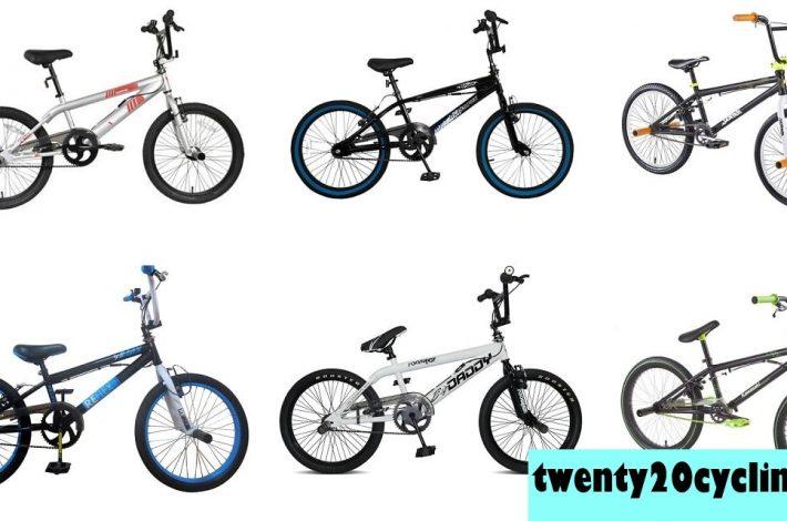 6 Pilihan Sepeda BMX Terbaik 2021